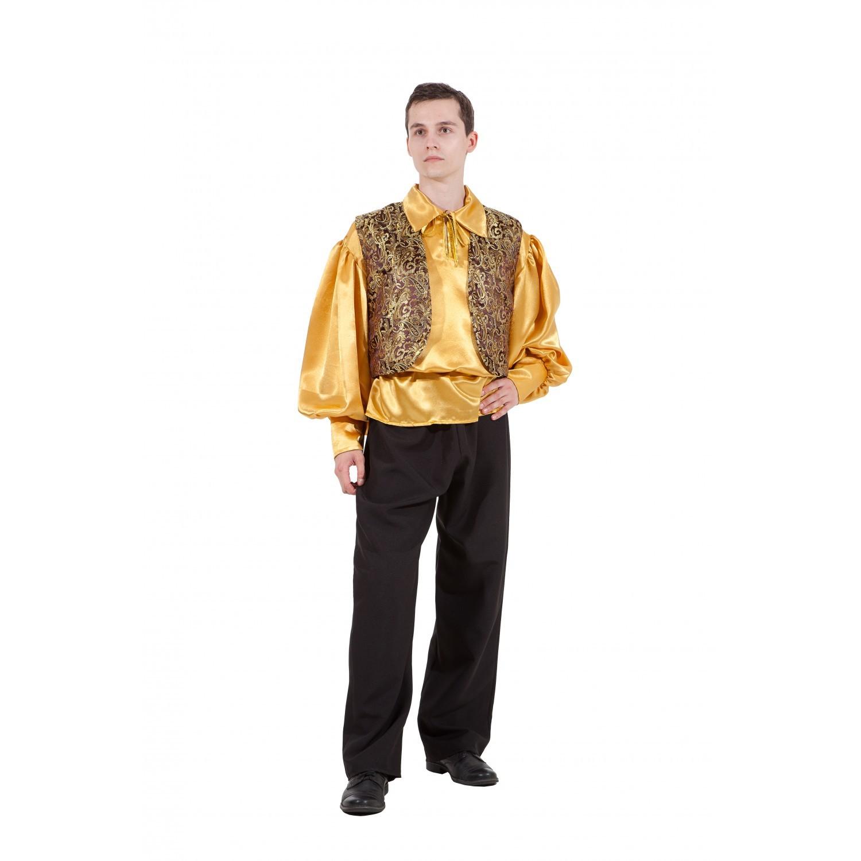 Карнавальный костюм Цыганский барон взрослый