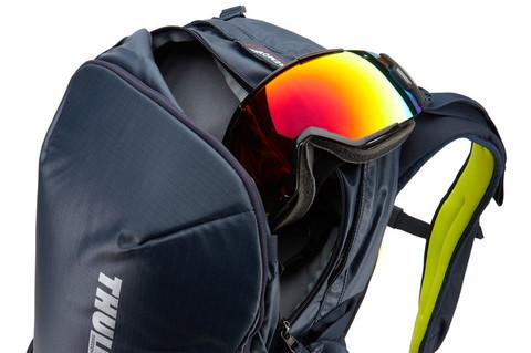 Картинка рюкзак горнолыжный Thule Upslope 35L Lime Punch - 12
