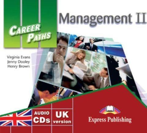 Management 2. Audio CDs (set of 2). Аудио CD (2 шт.)