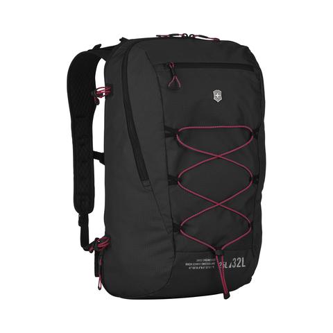 Рюкзак Victorinox Altmont Active L.W. Expandable, чёрный, 33x21x49 см, 25 л