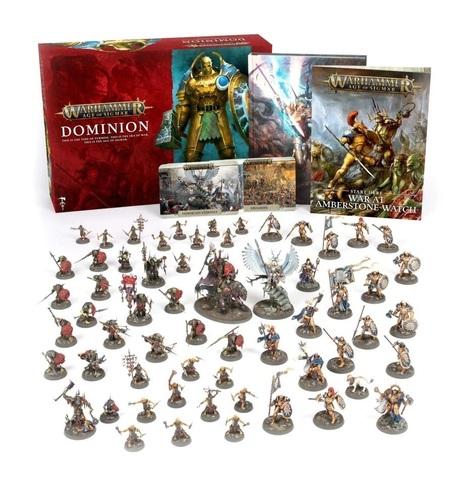 Warhammer: Age of Sigmar - Dominion (Доминион), арт. 80-03