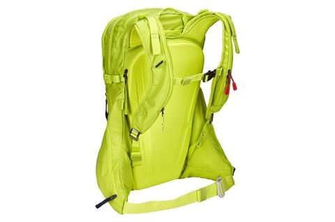 Картинка рюкзак горнолыжный Thule Upslope 35L Lime Punch - 2