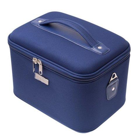 Кейс для парикмахерских инструментов Harizma средний синий