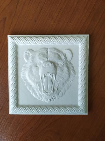 Плитка Каф'декоръ 10*10см., арт.3111