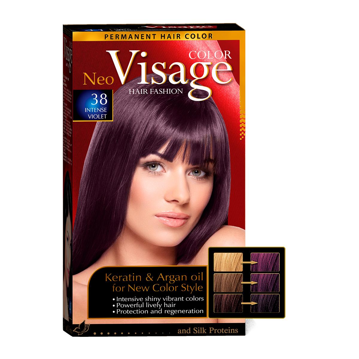 38 Интенсивно-фиолетовый / Intense Violet