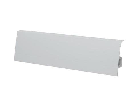 Белый 80 плинтус (2500*80мм) Salag Польша