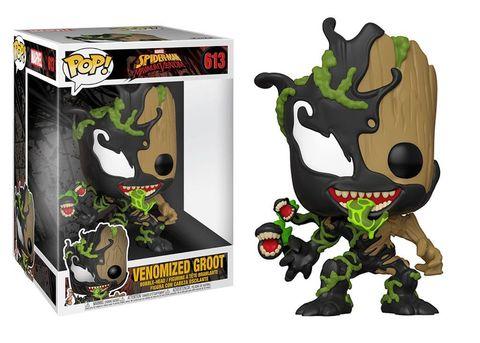 "MEGA Funko POP! Bobble: Marvel: Marvel Venom Groot 10"" || Веном-Грут"