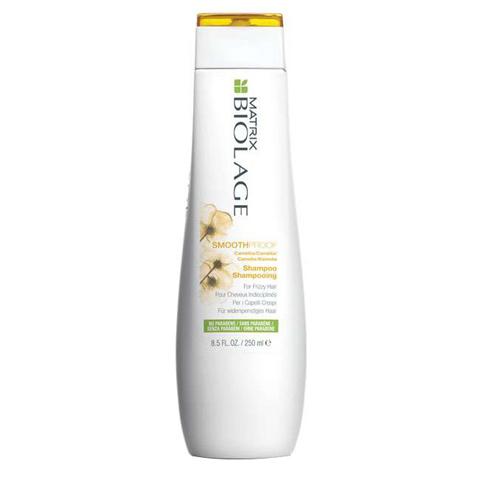 Matrix Biolage SmoothProof: Шампунь для непослушных и вьющихся волос (Smoothproof Shampoo), 250мл/1л