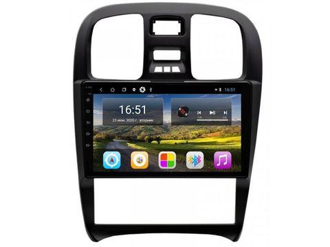 Магнитола для Hyundai Sonata (02-07) Android 11 2/16GB IPS модель CB-3350T3L