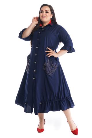 Платье-6786