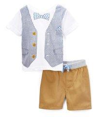 BOYS WEAR Комплект нарядный с имитацией КМ59