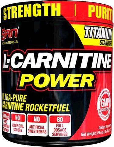L- карнитин SAN L-Carnitine Power Powder