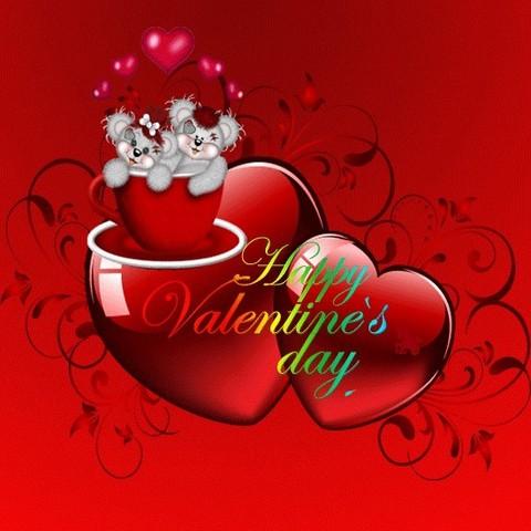 Печать на сахарной бумаге, День Влюбленных 44