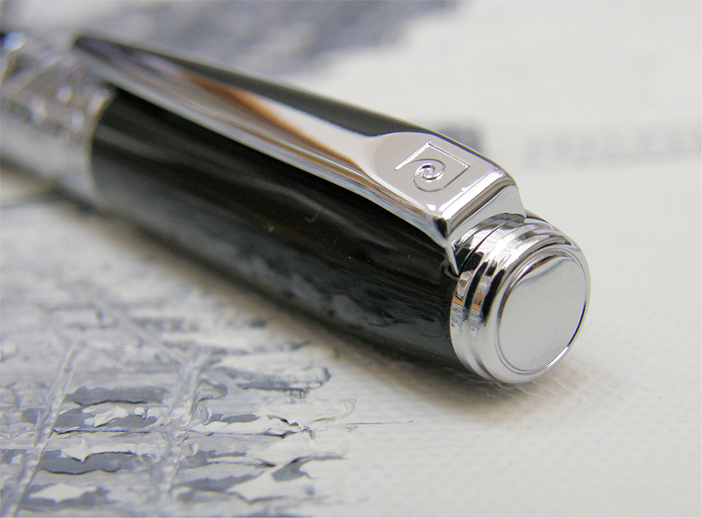 Pierre Cardin Baron - Black, шариковая ручка, M