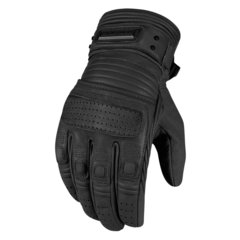 Мотоперчатки - ICON 1000 BELTWAY (черные)