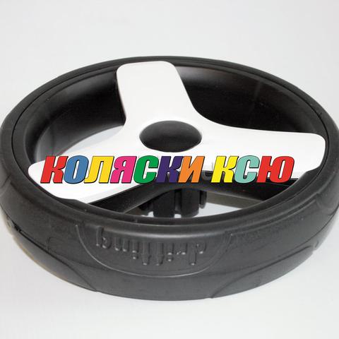 Колесо для детской коляски №006042 не надув 12дюймов низкопрофильное