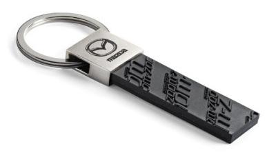 Брелок Mazda Keyring, Zoom-Zoom