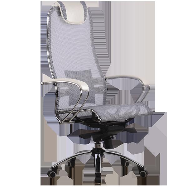 Кресло Samurai S-1 белый