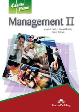 Management 2. Student's Book. Учебник