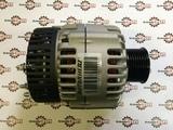 Генератор  JCB 3CX 4CX  на двигатель DIESELMAX ДИЗЕЛЬМАКС 320/08560 320/08610 320/08648 AAK5840