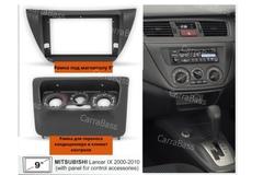 Штатная магнитола HT 7027 для Mitsubishi Lancer IX 2003-2008