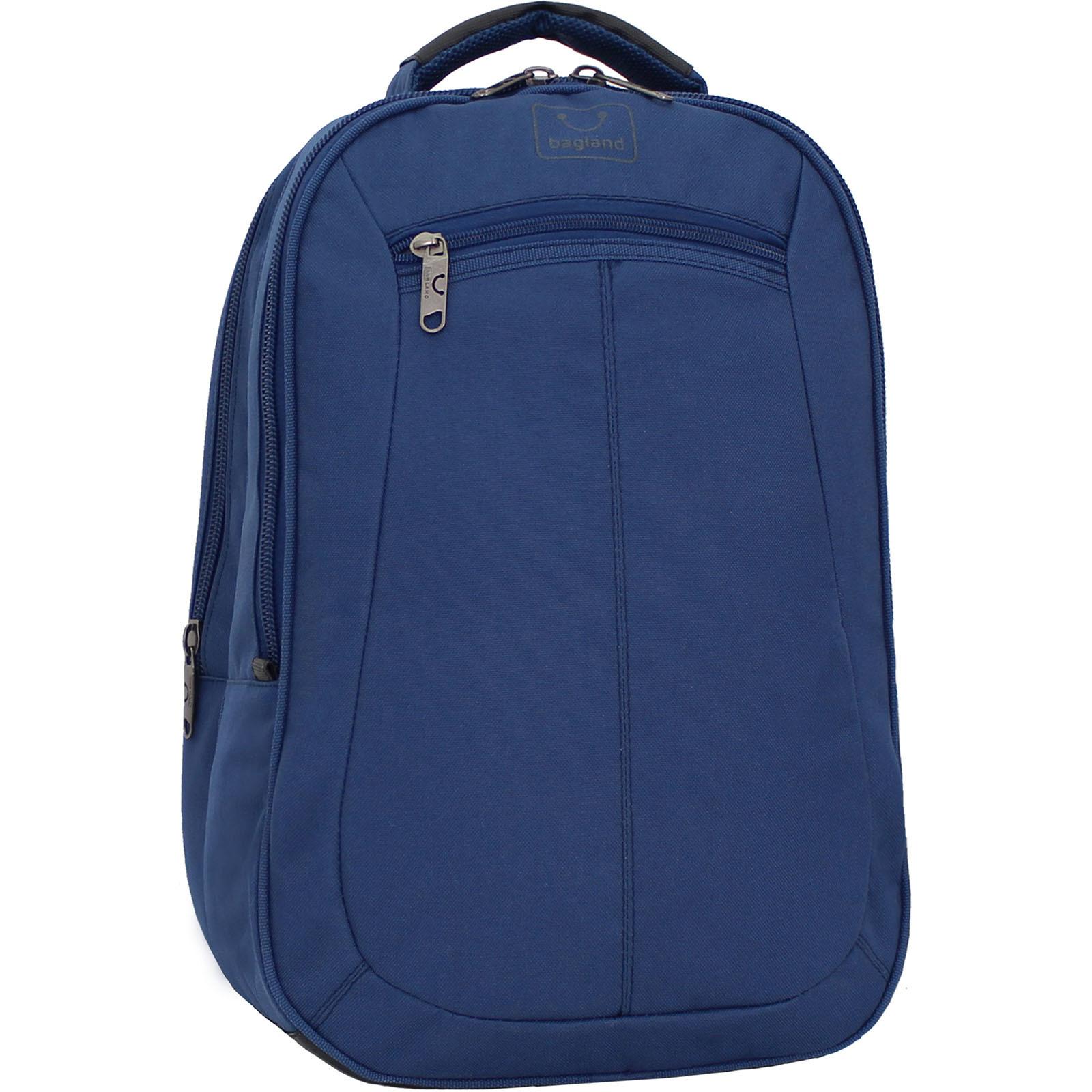 Рюкзак для ноутбука Bagland Рюкзак под ноутбук 536 22 л. Синий (0053666) фото 1