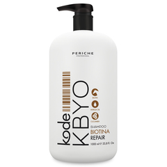 Шампунь для волос с биотином Kode KBYO Periche