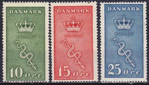 1929 №177-9 */** MH/MNH