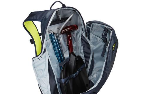 Картинка рюкзак горнолыжный Thule Upslope 35L Lime Punch - 13