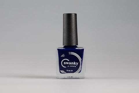 Лак для стемпинга Swanky Stamping №008