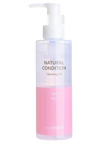 СМ Natural Condition Масло для лица гидрофильное Natural Condition Cleansing Oil [Mild] 180мл