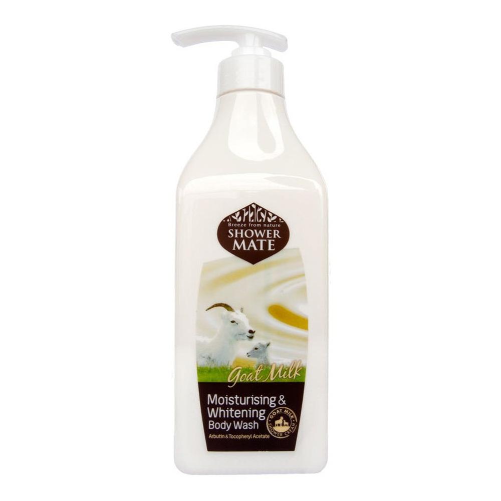 Гель для душа Shower Mate Козье молоко