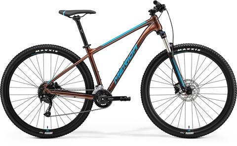 Горный велосипед найнер Merida Big.Nine 100-2x бронзовый