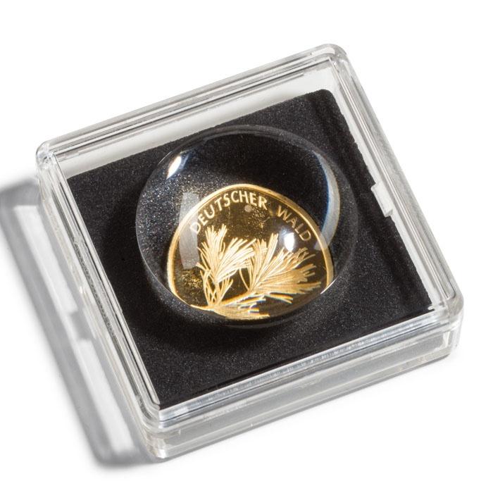 Капсула MAGNICAPS с увеличительным стеклом для монет D16 mm