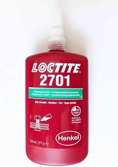 LOCTITE 2701 Резьбовой фиксатор высокой прочности для неактивных металлов