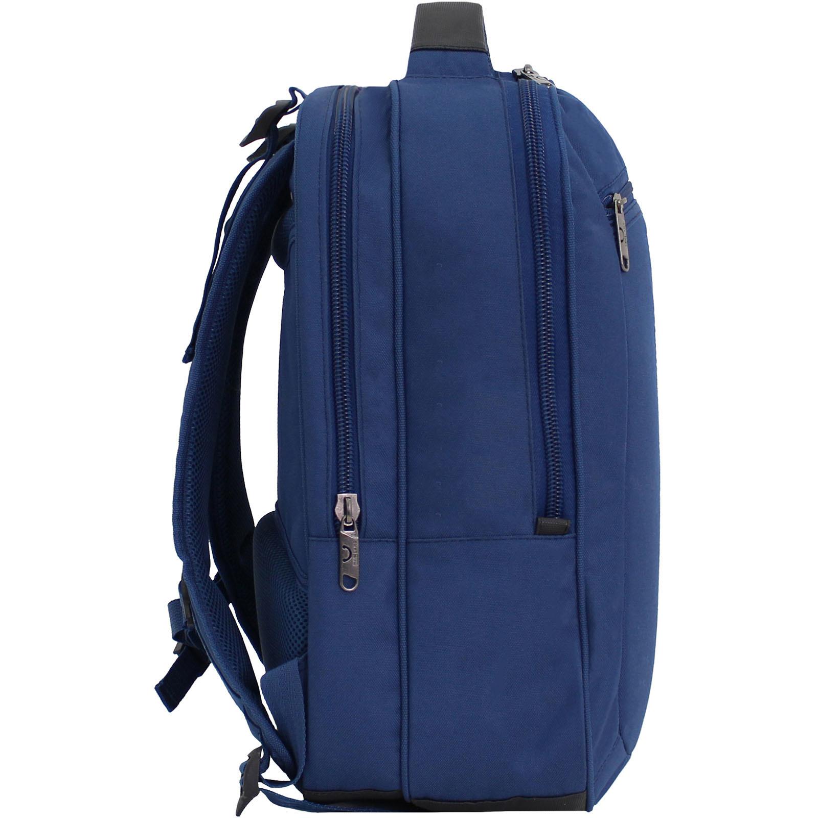 Рюкзак для ноутбука Bagland Рюкзак под ноутбук 536 22 л. Синий (0053666) фото 2