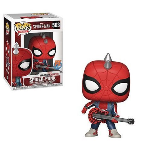 Spider-Punk Funko Pop! Vinyl Figure