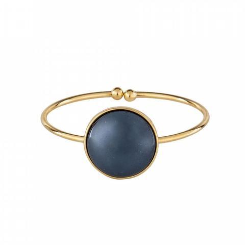 Браслет Pearl Blue Aventurine C1374.23 B/G