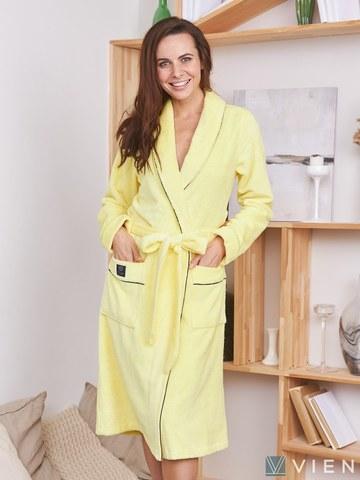 Махровый халат Trendy (EFW)