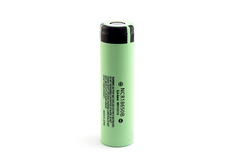 Аккумулятор PANASONIC 18650 Li-ion 3.7В 3400mAh без защиты