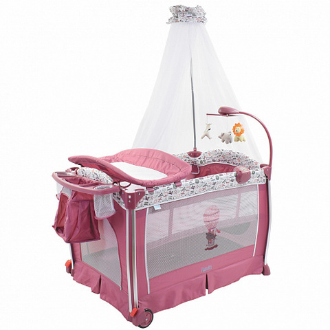 Детская кровать-манеж Nuovita Fortezza