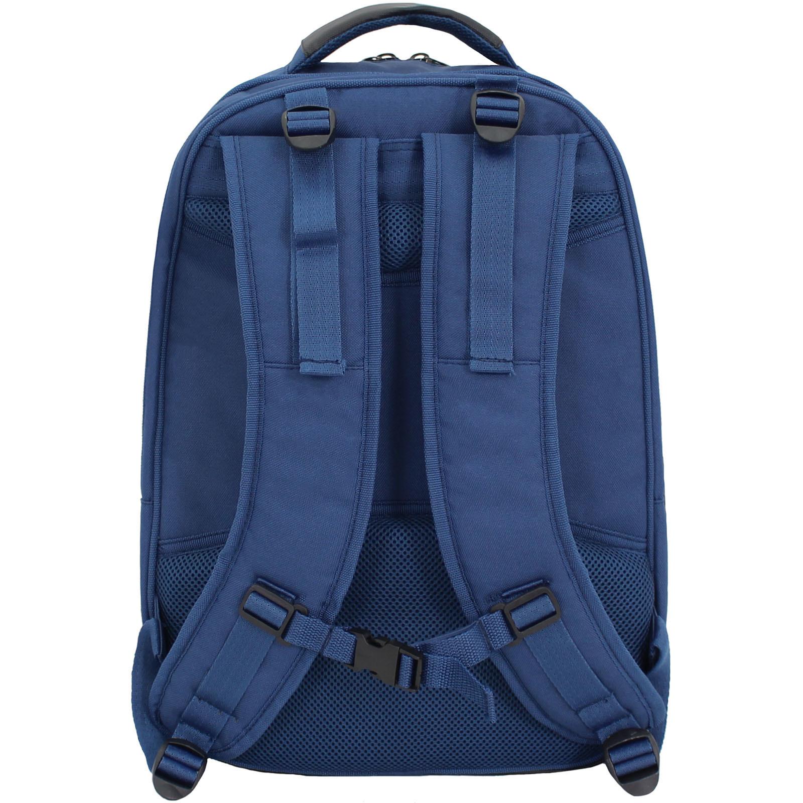 Рюкзак для ноутбука Bagland Рюкзак под ноутбук 536 22 л. Синий (0053666) фото 3