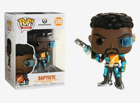 Funko Pop Games: Overwatch- Baptise