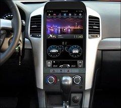 Магнитола для Chevrolet Captiva (2006-2011) Android 9.0 4/32GB IPS DSP CB-3241PX6 стиль Tesla