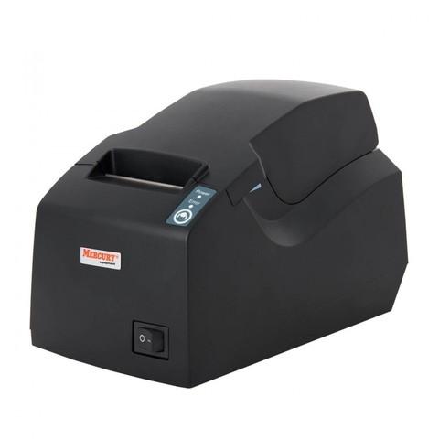 Чековый принтер Mertech MPRINT G58 RS232-USB Black, 203 dpi, термопечать, лента 58 мм, Честный Знак, ЕГАИС, QR-код