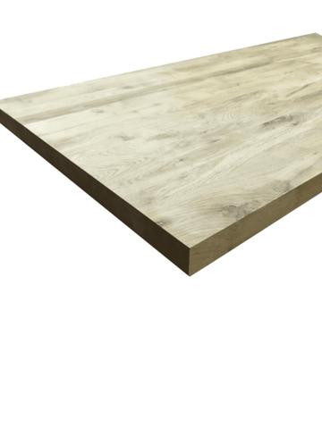 Мебельный щит из дуба ( экстра с сучком ) 40 мм