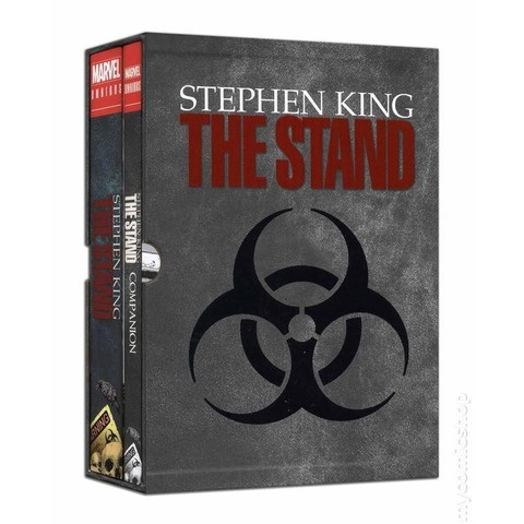 Stephen King's THE STAND OMNIBUS SLIPCASE HARDCOVER SET