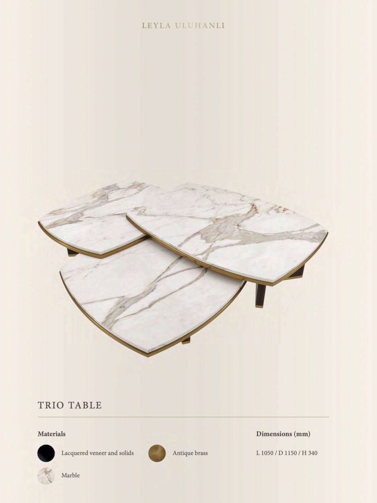 Столики TRIO