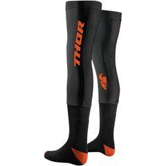 Носки Thor S8 Comp черно-оранжевые L-XL (10-13)