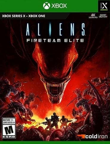 Aliens: Fireteam Elite (Xbox, русские субтитры)